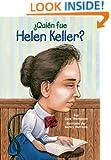 ¿Quien fue Helen Keller? (Who Was...?) (Spanish Edition)