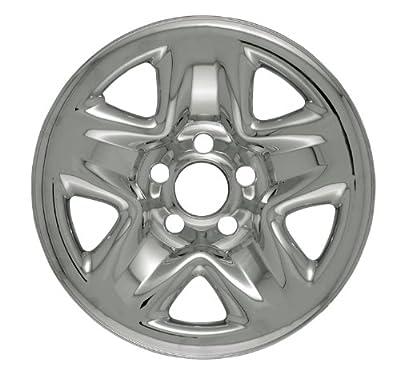 "Bully Imposter IMP-31X, Toyota, 15"" Chrome Replica Wheel Cover, (Set of 4)"