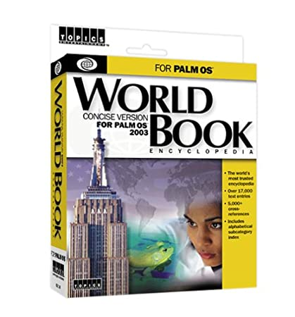World Book Concise Encyclopedia 2003
