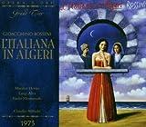 echange, troc  - Rossini : L'italiana in Algeri. Horne, Alva, Dara, Abbado.