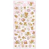 San-X Cherry Blossoms Rilakkuma Sticker SE34101