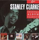 Original Album Classics : Stanley Clarke / Journey to Love / School Days / Modern Man / Clarke-Duke Project (Coffret 5 CD)