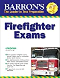 img - for Barron's Firefighter Exams book / textbook / text book