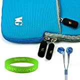 Neoprene Carrying Wristband Compatible Headphones