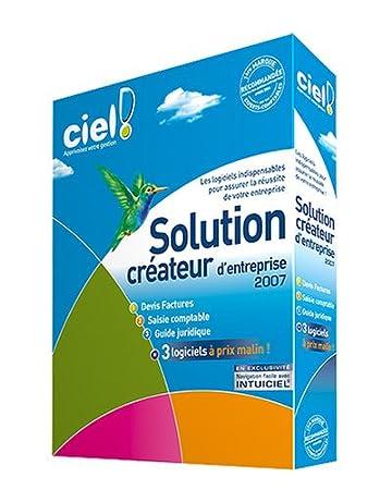 La Solution Créateur d'Entreprise 2007