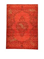 Design Community By Loomier Alfombra In Mirzapur Rojo 200 x 300 cm