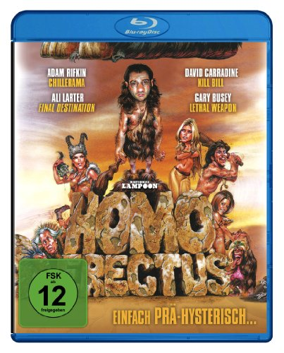 National Lampoons Homo Erectus (Stoned Age) - Einfach Prä-Hysterisch! [Blu-ray]