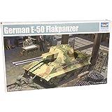 Trumpeter 1/35 German E-50 Flakpanzer # 01537