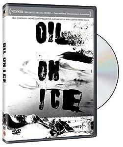 Oil On Ice (Arctic National Wildlife Refuge)