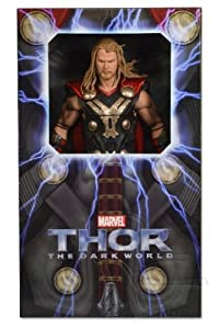 The Avengers Dark World Thor 1/4 Scale Action Figure