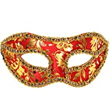 10pcs Set Different Colors Half Masquerades Venetian Masks Costumes Party Accessory