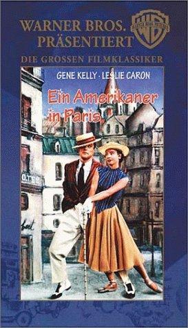 Ein Amerikaner in Paris [VHS]