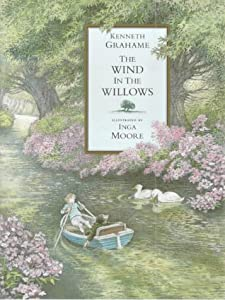 "Cover of ""The Wind in the Willows"""