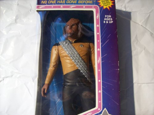 Picture of Enesco Lieutenant Worf 10