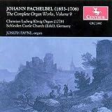 Pachelbel - Complete Organ Works Vol. 9