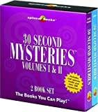 img - for 30 Second Mysteries: Vol. I & II Slipcase (Spinner Books) book / textbook / text book