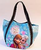 選べるバッグ アナと雪の女王Frozenバルーントートバッグ オラフぬいぐるみリュックサック(ブルー)