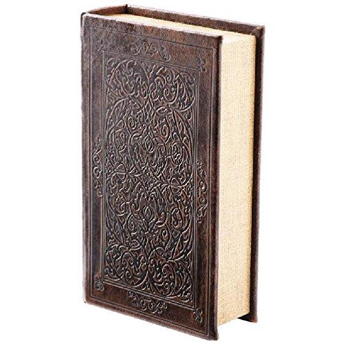 1pc Hidden Book Safe Stash Box Diversion Set Secret Hidden Small (2 Compartment Deep Fryer compare prices)