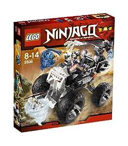 LEGO Ninjago 2506: Skull Truck