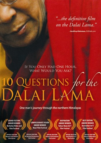 10 Questions for the Dalai Lama [DVD] [Region 1] [US Import] [NTSC]