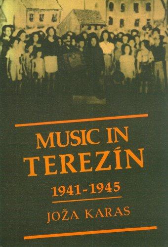 Music in Terezin, 1941-1945 (Ex)