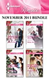 Harlequin Romance November 2013 Bundle: Proposal at the Lazy S Ranch\A Little Bit of Holiday Magic\A Cadence Creek Christmas\Marry Me under the Mistletoe