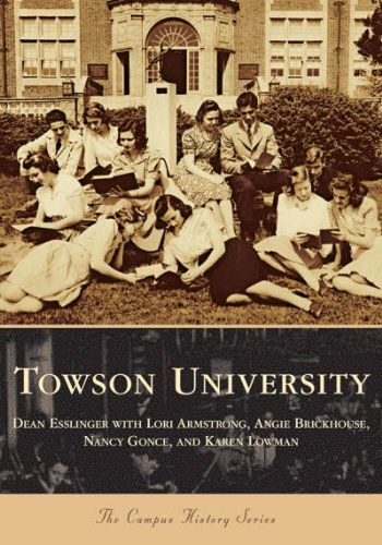Towson  University   (MD)  (Campus  History  Series)