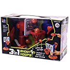 3-in-1 Shoot n' Hoops Game