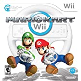 Mario Kart with Wii Wheel
