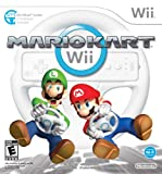 Mario Kart Wii with Wii Wheel revision