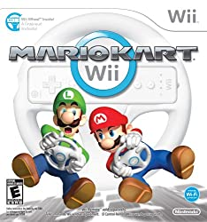 Mario Kart w/Wheel