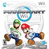 Mario Kart Wii with Wii Wheelby Nintendo