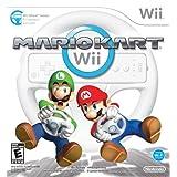 Mario Kart Wii with Wii Wheelby Nintendo