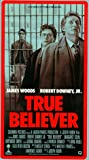 True Believer [VHS]