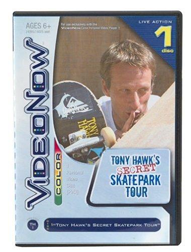 VideoNow Color XP: Tony Hawk's Secret Skatepark Tour - 1