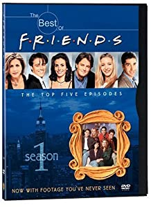 The Best Of Friends Season 1 - The Top 5 Episodes from Warner Home Video