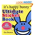 It's Happy Bunny: Ultimate Sticker Book