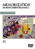 Memorization in Piano Music (0739034456) by Gordon, Stewart