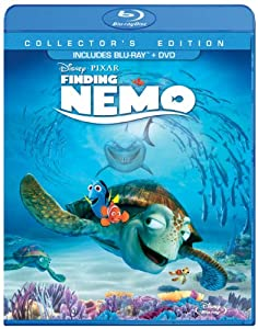Finding Nemo (Three-Disc Collector's Edition: Blu-ray/DVD in Blu-ray Packaging) by Walt Disney Video