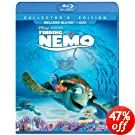Finding Nemo (Collector's Edition) [Blu-ray + DVD] (Bilingual)