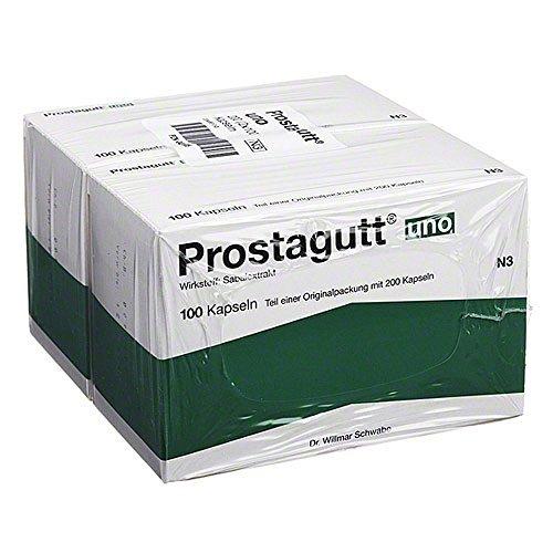 PROSTAGUTT uno Kapseln 2X100 stk by PROSTAGUTT