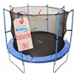 Upper Bounce Trampoline Enclosure Saf...