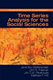 img - for Time Series Analysis for the Social Sciences (Analytical Methods for Social Research) book / textbook / text book
