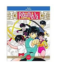 Ranma 1/2 - TV Series Set 1 BD Standard Edition [Blu-ray]