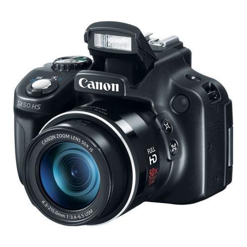 Canon PowerShot SX50 HS Photo
