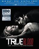 True Blood: Season 2 (Blu-ray/DVD Combo + Digital Copy)