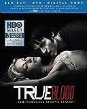 True Blood: Season 2 (Blu-ray/DVD Combo + Digital Copy)
