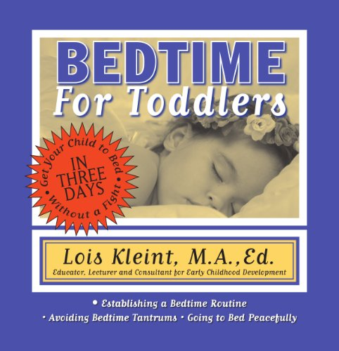 Bedtime for Toddlers