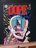 img - for Dope Comix #5 (All Marijuana Issue) book / textbook / text book
