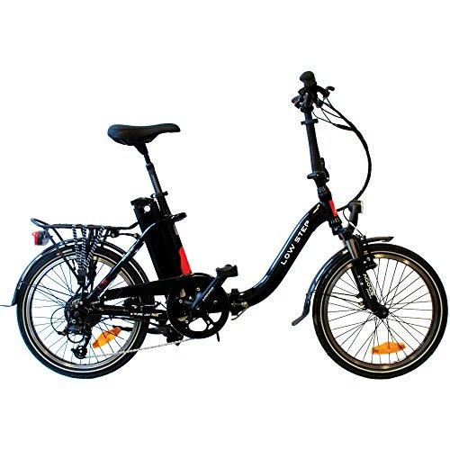 AGOGS-LowStep-20-Zoll-Elektrofahrrad-faltbares-Cityrad-mit-Alurahmen-Bafang-Motor-H-type-36V250W-500W-max-SONY-Konion-V3-Hi-power-36V145Ah-530Wh-Akku-MicroSHIFT-DS85-7-Gang-Schaltung-E-Bike-Pedelec